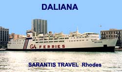 GA Ferries. DALIANA FERRY
